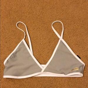 Chooks LA bikini thin strap top